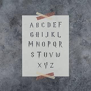 Best harry potter letter font Reviews