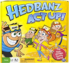 hedbanz act up instructions