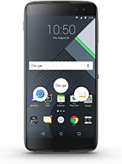 BlackBerry DTEK60 BBA100-1 32GB Unlocked GSM 4G LTE Quad-Core Android Phone w/ 21MP Camera - Black