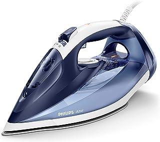 Philips Azur Ångstrykjärn - Bäst i test - Effektiv veckborttagning - 2500 W - Lätt att avkalka - Garanterat hög prestanda...