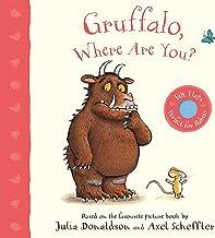 Donaldson, J: Gruffalo, Where Are You?: A Felt Flaps Book