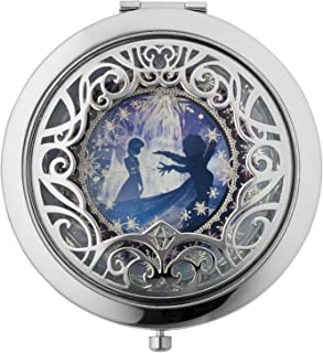 Disney Sephora Collection 2015 Limited Edition Elsa and Anna Compact Mirror