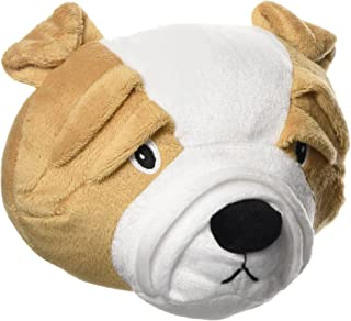 The Bulldog by Zeus, Interactive Dog Toy for Large & Small Dogs, Durable Dog Toy for Boredom