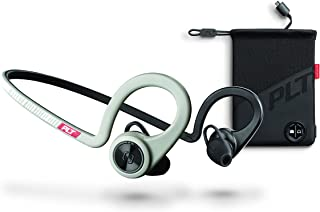 Plantronics BackBeat Fit Boost Edition 1 Wireless Headphones Accessory Pack, Grey