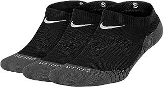 Kids' Dry Cushion No Show Socks (3 Pair)