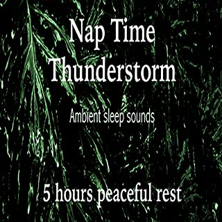 Nap Time Thunderstorm (Ambient Sleep)