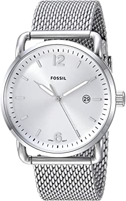 Fossil - The Commuter 3H Date - FS5418