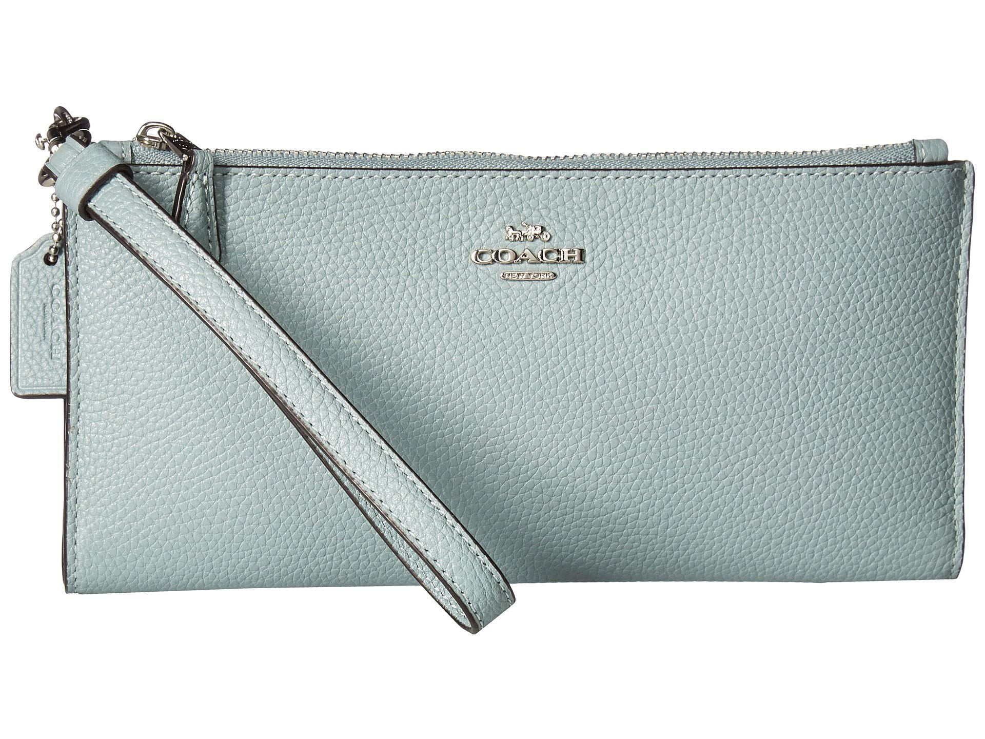 Wallet sage Double Coach Sv Zip qpUwxBfE