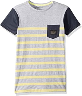 QUIKSILVER Boys' Big Hoopa Valley Youth Knit Crew