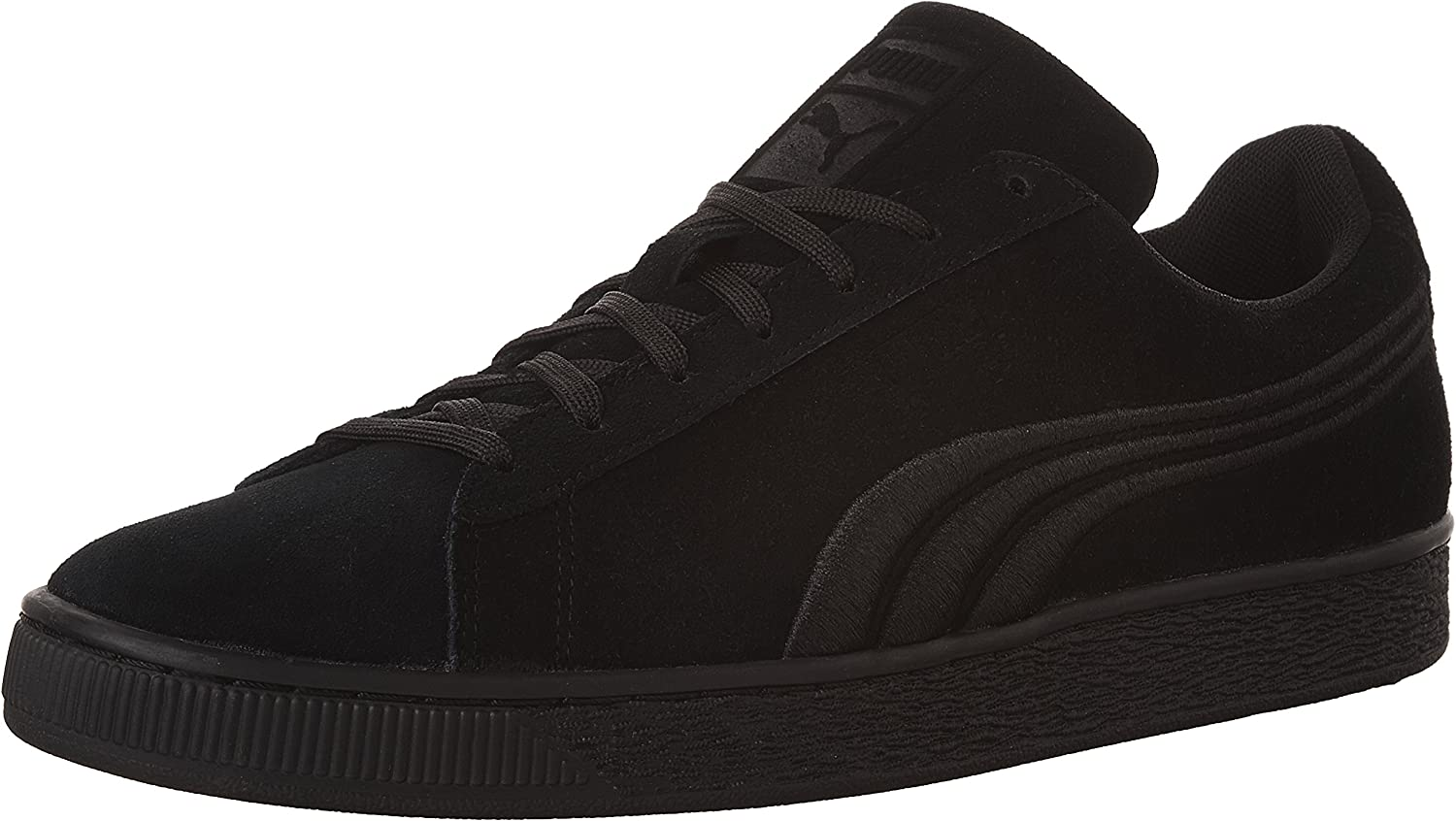 PUMA Unisex-Adult Suede Classic Badge Sneakers