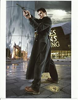 john barrowman torchwood coat