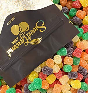 Spice Drops Candy | old fashioned gumdrops jelly candy | 2.5 pounds bag