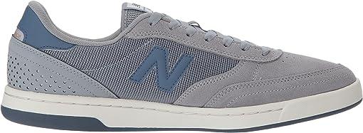 Grey/Navy Suede/Mesh