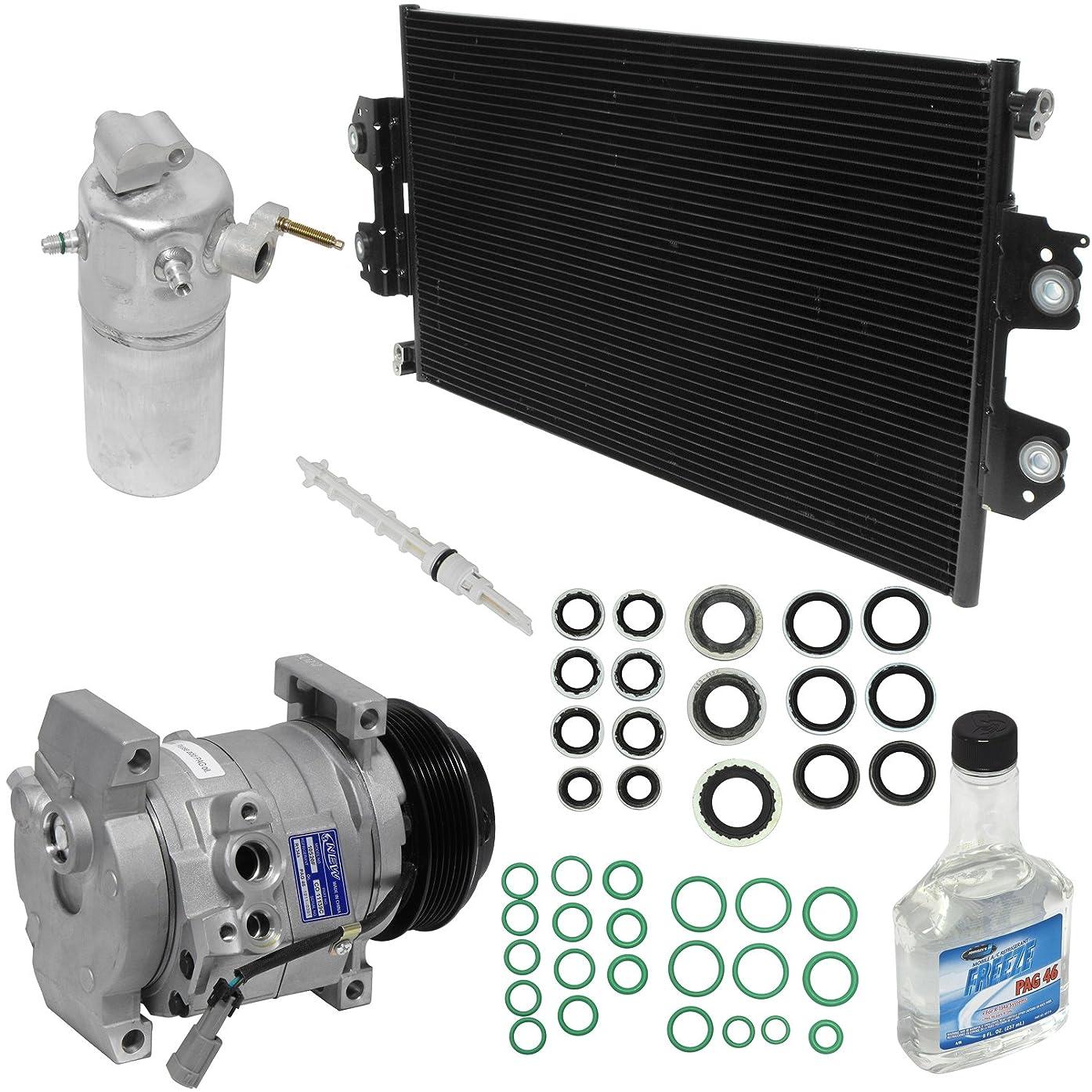 Universal Air Conditioner KT 2228A A/C Compressor/Component Kit