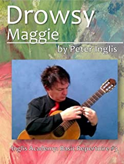 Best drowsy maggie guitar Reviews