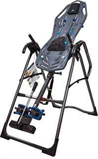 Teeter FitSpine X-Series Inversion Table, 2019 Model, Back Pain Relief Kit, FDA-Registered (Renewed)