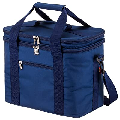 Extra Large Lunch Bag for Adult Double Decker C...