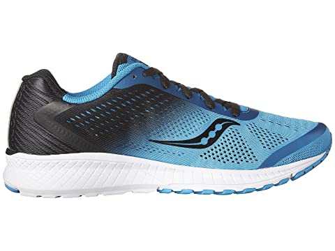 Saucony BlackCitron Breakthru Black 4 BlackGrey Blue x10w78q1A