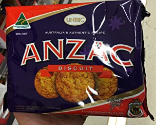 Anzac Cookies Authentic Biscuits 300g Australian Made ( Express Courier From Sydney with Ups)