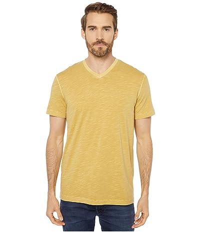 Mod-o-doc El Porto Short Sleeve V-Neck Tee (Mango) Men