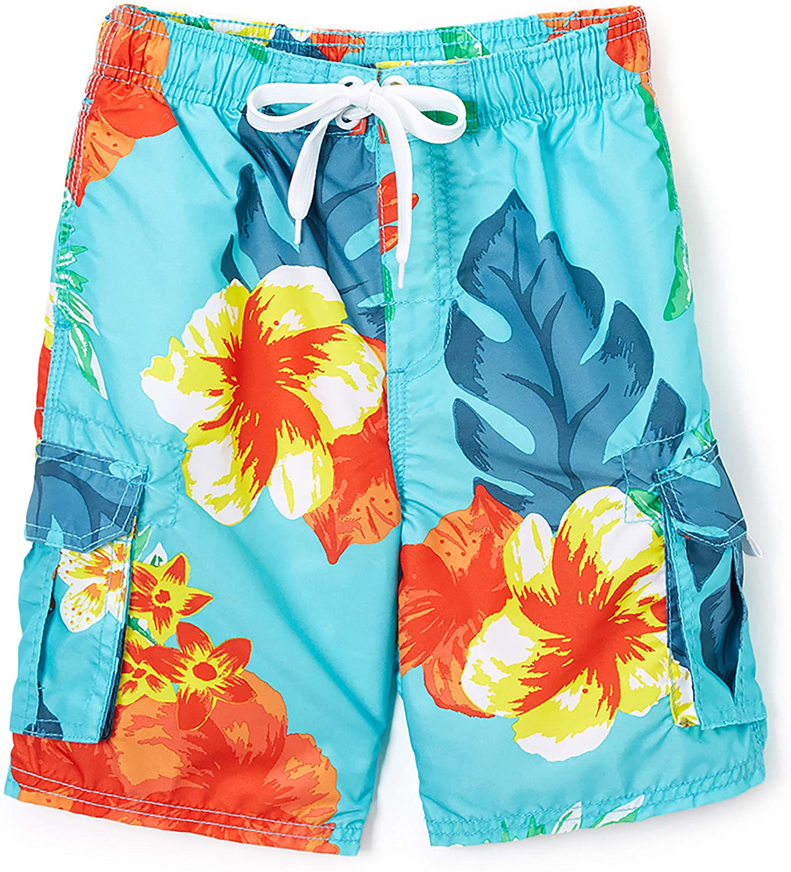 Beach Swim Trunk Kanu Surf Boys Barracuda Quick Dry UPF 50