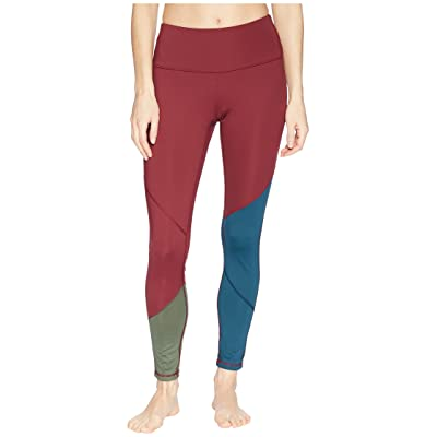 Royal Robbins ROYAL Step Up 7 8 Leggings (Burnt Grape) Women