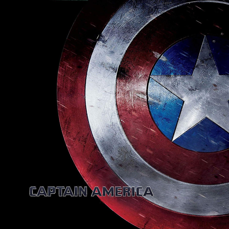 Buy Captain America Shield Metal 20 Real Captain America Cosplay ...