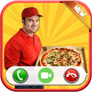 Amazing Fake Voice Call From 🍕 Pizza Delivery, Fake Phone Game Calls, Fake Chat Simulator ID PRO, PRANK FOR KIDS, (NO ADS)