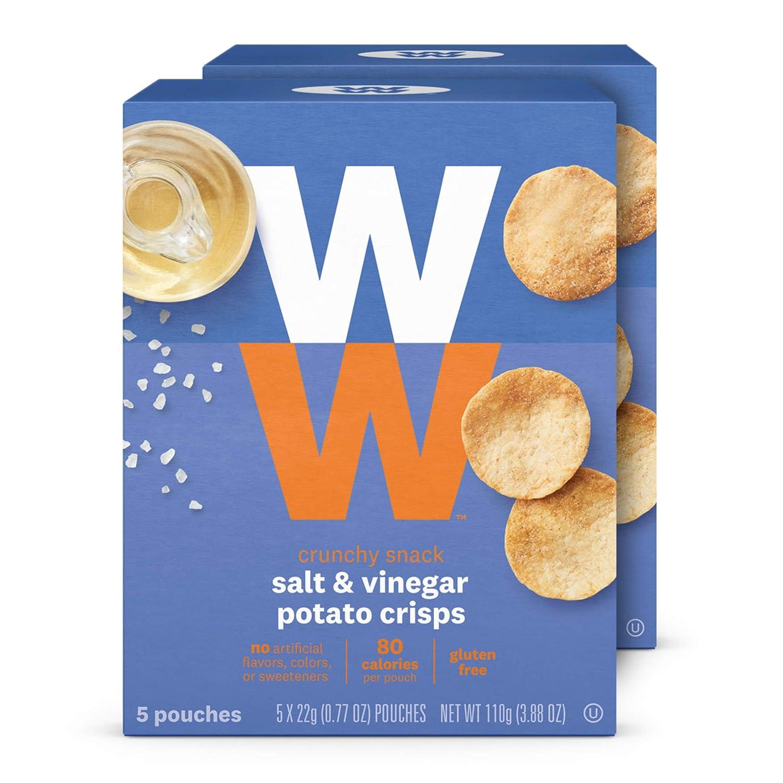 Max 52% OFF WW Salt and Vinegar Potato Gluten-free SmartPoints - Crisps 2 Our shop OFFers the best service