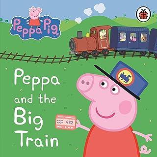 PEPPA AND THE BIG TRAIN (Peppa Pig)