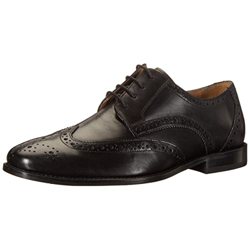 a5520b090e44c Florsheim Men's Montinaro Wingtip Dress Shoe Lace Up Oxford