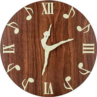 Best ballerina wall clock Reviews