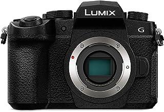 """Panasonic Lumix G90 - Cámara Evil de 20.3 MP (Pantalla de 3.2"""" Visor OLED estabilizador Dual 5 Ejes 4K VLogL Wi-Fi Live Composite) Color Negro"""