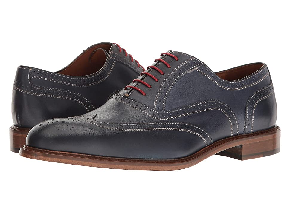 Massimo Matteo 6-Eye Wing Tip (Mare) Men