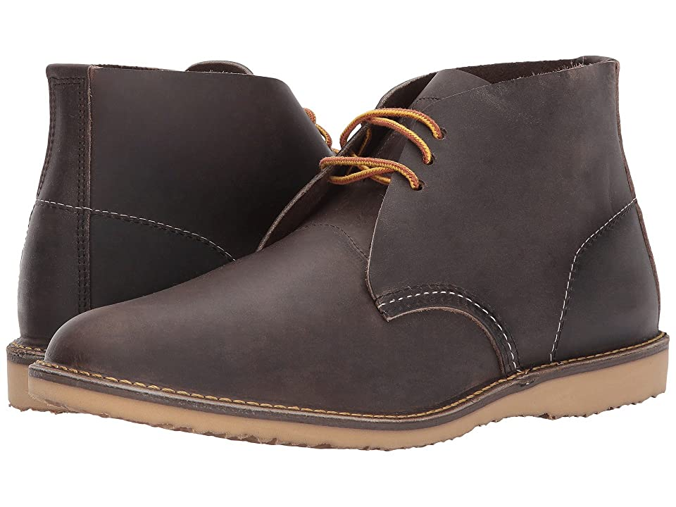 Red Wing Heritage Weekender Chukka (Concrete Rough and Tough) Men