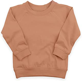 Colored Organics Baby Organic Cotton Infant Lightweight Pullover Top