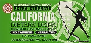 Best dieters drink cali girl brand tea Reviews