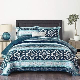 Best cotton patchwork quilt Reviews