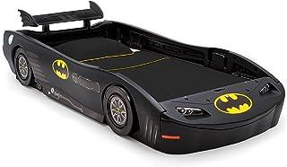 DC Comics Batman Batmobile Car Twin Bed by Delta Children