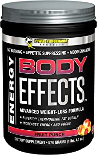 body effects power performance products