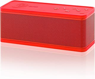 Edifier MP270 Portable Bluetooth Speaker with USB inputs Rechargeable Battery and on-Board Controls edifier-mp270-red