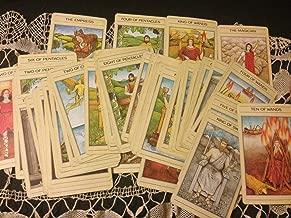 The Mythic Tarot CARD SET 1986 (78 cards) Liz Greene Juliet Sharman-Burke. (cards only)