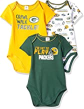 Best green bay packer baby clothes Reviews