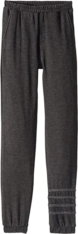 Extra Soft Joggers with Leg Stripes (Little Kids/Big Kids)