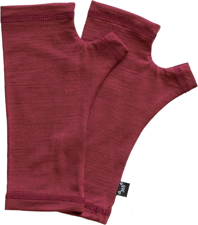 Merino 365, Fingerless Gloves Handsleeve, 190 GSM, 100% NZ Merino, One Size