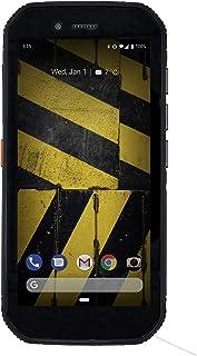 CAT PHONES S42 Dual-SIM 32GB Rugged Factory Unlocked 4G Smartphone (Black) - International Version
