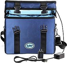 UV-C Light UV Cleaner Bag Portable/USB Input/Jumbo Size Capacity / 5/15/30 Minutes Timer/UVC Without Ozone Smell ( Sterile...