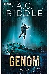 Genom - Die Extinction-Serie 2: Roman (German Edition) Kindle Edition