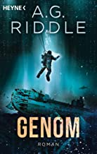 Genom - Die Extinction-Serie 2: Roman (German Edition)