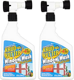 KRUD KUTTER WW32H Window Wash, 32-Ounce, 2-Pack